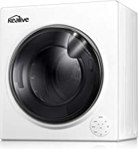 Kealive Clothes Dryer | 13.22 Lbs. /3.5 Cu.Ft. |1500W Quick Dry Dryer | Touch Screen|..