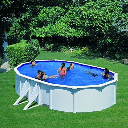 Gre kitprov503–Pool oval 4seitenverstärkungen Dim: 500x 300H 120
