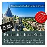 Garmin - Carte topographique de France - Format micro-SD - Topo - 8 Go - GPS...