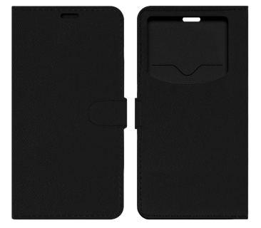 Black Flip Cover For Realme C25Y
