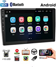Car Stereo Double Din Android Navigation Stereo 10 Inch HD Touch Screen in Dash Car..