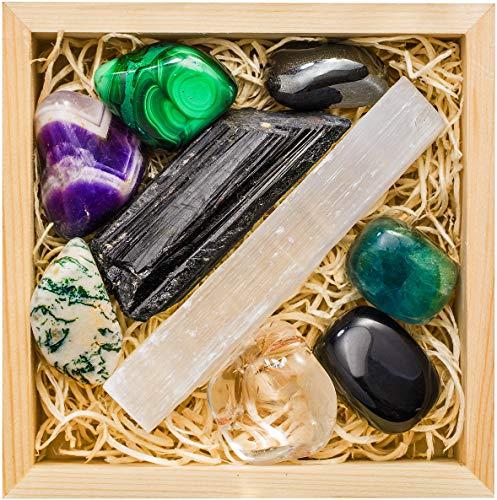 Crystalya Premium Grade Crystals and Healing Stones for...