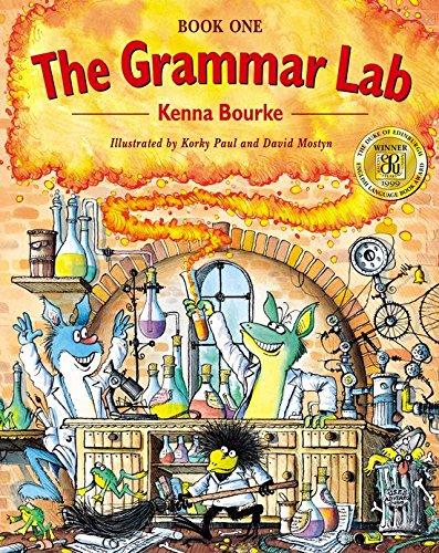 The Grammar Lab:: Grammar Lab 1. Student's Book: Bk.1 - 9780194330152