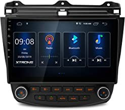 XTRONS Android 10.0 Car Stereo Radio Player 10.1 Inch IPS Touch Screen GPS Navigation..