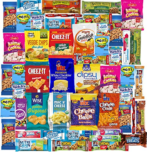 Blue Ribbon Care Package 50 Count Ultimate Sampler Mixed...