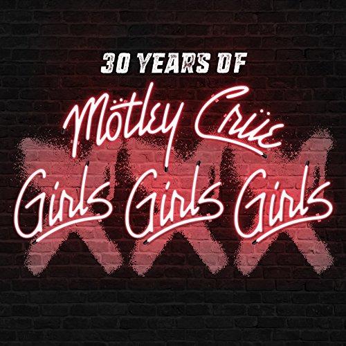 モトリー・クルー『XXX: 30 Years of Girls, Girls, Girls』【初回限定盤CD+ボーナスDVD(日本語解説書封入/日本語字幕付/歌詞対訳付)】