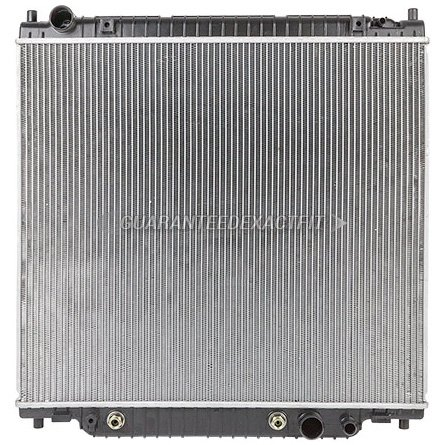For Ford F-150 F-250 F-350 Super Duty F53 New Radiator - BuyAutoParts 19-01111AN NEW