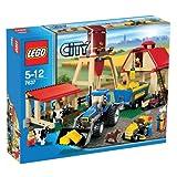 LEGO - 7637 - Jeu de construction - LEGO City - La ferme