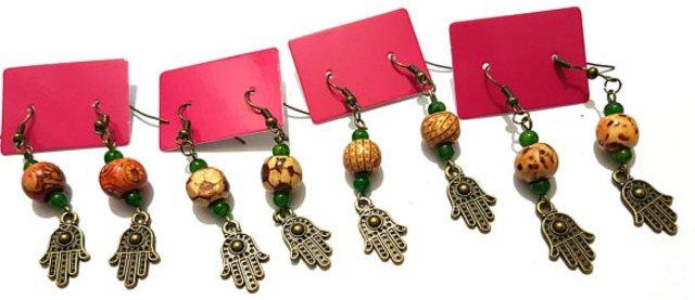 hamsa rebeljewel handmade products amazon handcrafted jewellery earrings bracelets keyrings