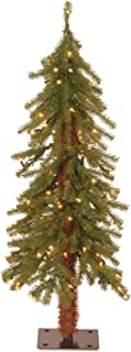 National Tree Company Pre-lit Artificial Christmas Tree   Includes Pre-strung White..
