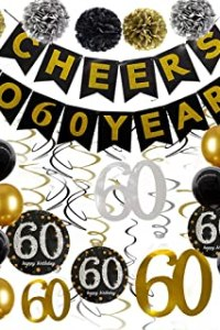 Best 60th Birthday Celebrations of January 2021