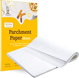Sponsored Ad - Katbite 200PCS 12x16 In Heavy Duty Flat Parchment Paper, Parchment Paper Sheets for Baking Cookies, Cooking...