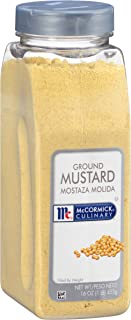 McCormick Culinary Ground Mustard, 16 oz