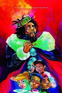 J Cole KOD Album Music Poster 24in x 36in
