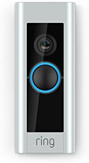 Ring Video Doorbell Pro, with HD Video, Motion Activated Alerts, Easy Installation..