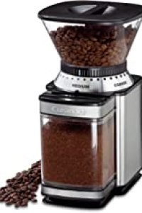 Best Burr Coffee Grinder For French Press of October 2020