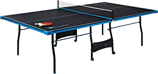 MD Sports Table Tennis Set: Regulation Ping Pong Table with Net – Available in Multiple Styles