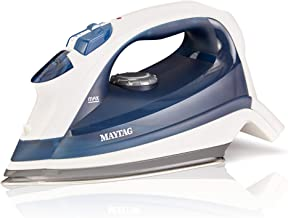 Maytag Speed Heat Steam Iron & Vertical Steamer with Stainless Steel Sole Plate, Self..