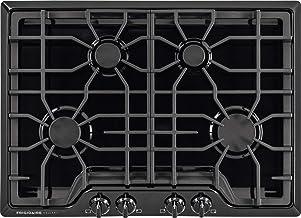 Frigidaire Gallery 30 Inch Gas, Black 4-Burner Range with Liquid Propane Conversion Kit,..