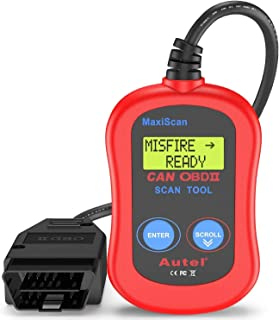 Autel MS300 Universal OBD2 Scanner Car Code Reader, Turn Off Check Engine Light, Read..