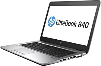 HP Elitebook 840 G1 14.0 Inch High Performanc Laptop Computer, Intel i5 4300U up to..
