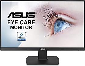 "Asus VA24EHE 23.8"" Monitor, 1080P, Full HD, IPS, 75Hz, HDMI D-Sub DVI-D, Adaptive-Sync.."