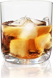 Vivocci Unbreakable Tritan Plastic Rocks 12.5 oz Whiskey & Double Old Fashioned..