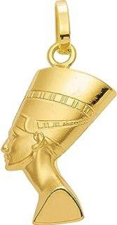 Colgante de oro Nefertiti