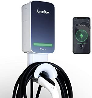 JuiceBox 40Next Generation Smart Electric Vehicle (EV) Charging Station with WiFi..