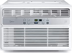 MIDEA EasyCool Window Air Conditioner – Cooling, Dehumidifier, Fan with remote..