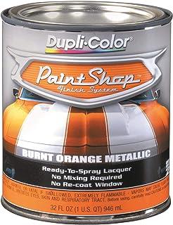 Dupli-Color EBSP21100 Burnt Orange Metallic Paint Shop Finish System