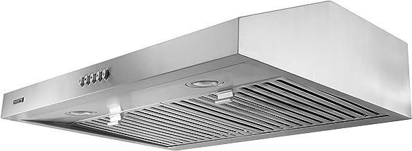VESTA 30 Inch Range Hood – Stainless Steel Under Cabinet 700 CFM 3 Installation Way Hard Wire