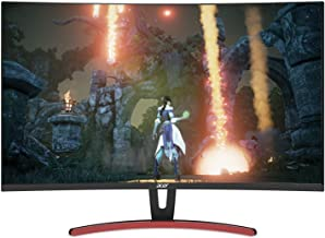 Acer ED323QUR Abidpx 31.5 Inches WQHD (2560 x 1440) Curved 1800R VA Gaming Monitor with..