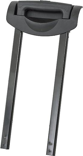 VAUDE Trolley Varillaje (Tobago 35) para Notebook, Black, One Size