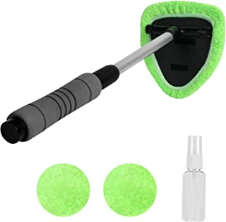 XINDELL Windshield Cleaner Window Windshield Cleaning Tool with Extendable Handle and..