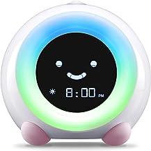 LittleHippo Mella Ready to Rise Children's Trainer, Alarm Clock, Night Light and..