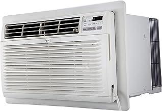 LG LT1216CER 11,800 BTU 115V Through-the-Wall Remote Control Air Conditioner, White
