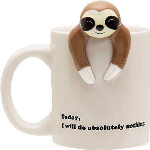 Funny Sloth Coffee Mug