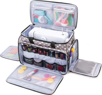 Luxja Sewing Machine Bag