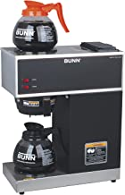 BUNN 33200.0015 VPR-2GD 12-Cup Pourover Commercial Coffee Brewer with Upper and Lower..