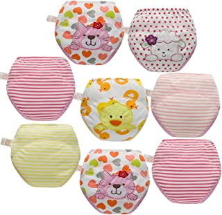 Skhls Baby Toddler Thick Absorbent Potty Training Pants Underwear