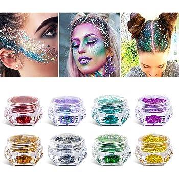 Bo Makeup Face Body Glitter