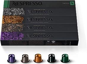 Nespresso Capsules OriginalLine,Ispirazione Best Seller Variety Pack, Medium & Dark..