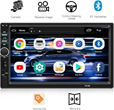 Double Din Car Stereo WZTO Car Stereo Compatible with 7 inch Touch Screen Double Din Car..