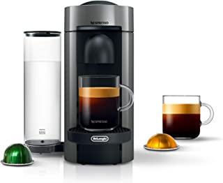 Nespresso by De'Longhi ENV150GY VertuoPlus Coffee and Espresso Machine by..