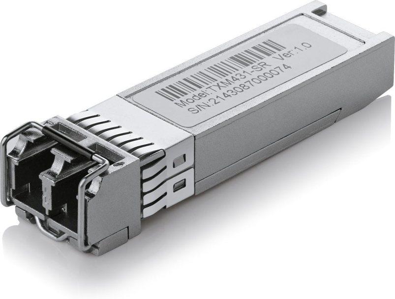 TP-Link TXM431-SR Transceiver SFP+ LC 10GBase-SR, Multimodo, Soporta  Full-Duplex, hasta 300m o 33m, 850nm: Tp-Link: Amazon.es: Informática