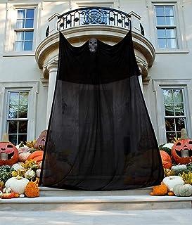 Moon Boat 13.94ft Halloween Ghost Hanging Decorations Scary Creepy Indoor/Outdoor Decor