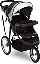 Jeep Deluxe Patriot Open Trails Jogger by Delta Children, Charcoal Tracks