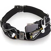 Marsupio Running Porta Cellulare per iPhone X 6 7 8 Plus - Cintura Uomo e Donna da Corsa – Portacellulare per Correre di Alta qualità – Accessori Running per Donna Uomo e Bambini