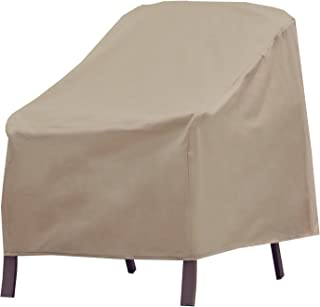 Modern Leisure 3134D Basics Outdoor Patio Chair Cover – Water Resistant (27 W x 34..